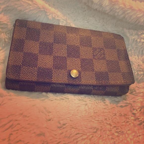 Louis Vuitton Handbags - Louis Vuitton brown monogram monnai Bifold Wallet
